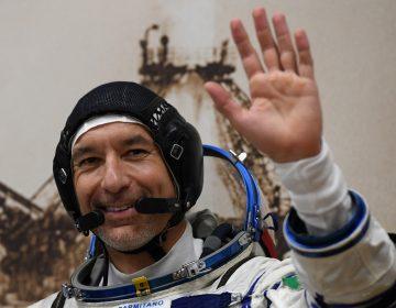 Astronauta italiano se convierte en el primer DJ desde el espacio