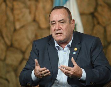 Presidente electo de Guatemala, Alejandro Giammattei, evitará confrontación con Trump por migración