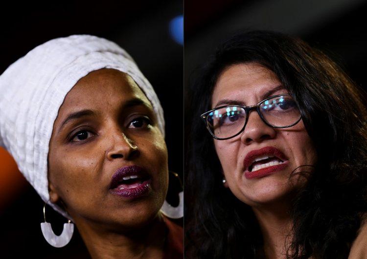 Israel prohíbe la entrada a dos congresistas de EU después de un tuit de Trump