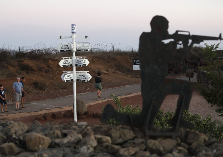 israel-siria-altos del golán