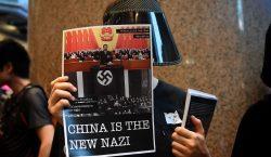 China apoya campaña en redes sociales contra manifestantes en Hong…