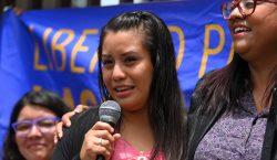 Absuelta Evelyn Hernández, la mujer salvadoreña acusada del homicidio de…