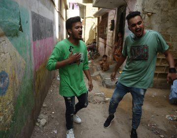 Rap para olvidar el terror de las pandillas en Pakistán