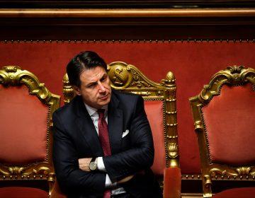 Crisis política en Italia: Renuncia el primer ministro Giuseppe Conte