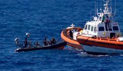 El drama continúa a bordo del barco humanitario Open Arms,…