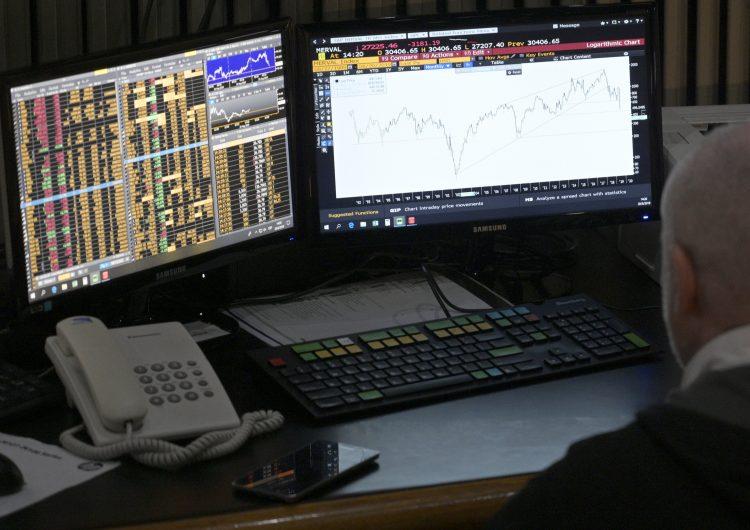 Argentina-economía-bolsa de valores-fmi