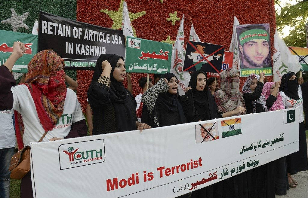 Pakistán-India-Cachemira-conflicto