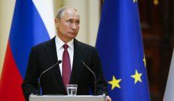 La UE se opone a reincorporar a Rusia al G7…