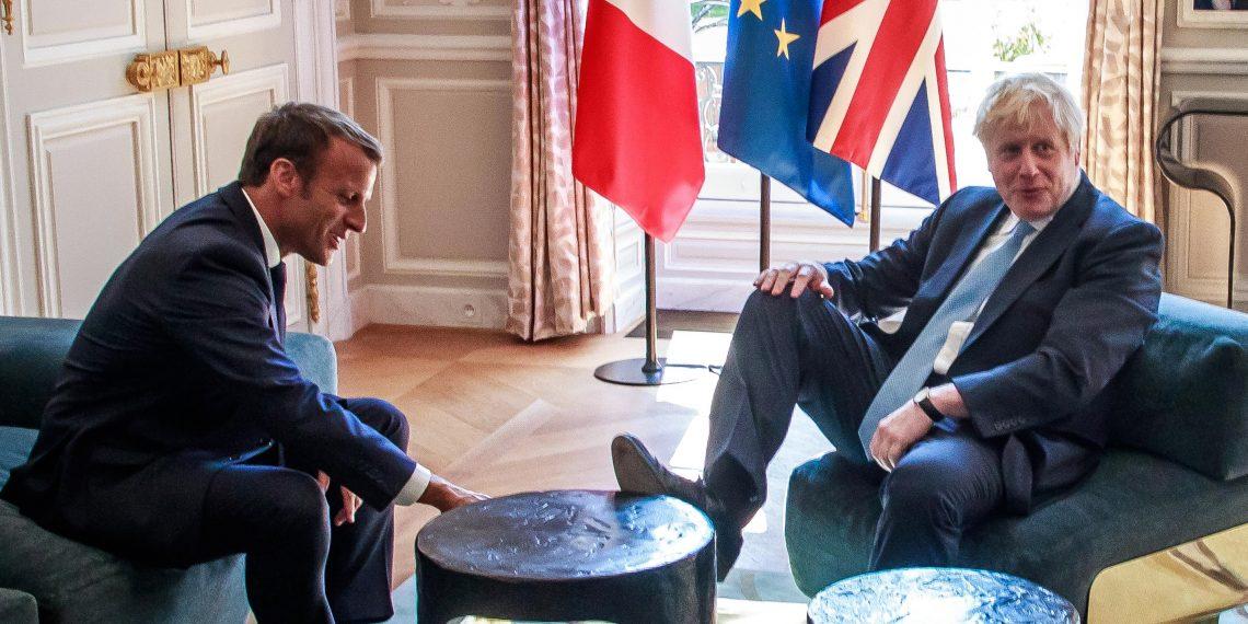 Francia-Gran Bretaña- Unión Europea-Brexit