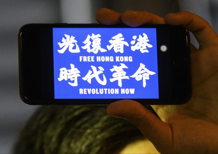 Google deshabilita 210 canales de YouTube por intentar influir en las protestas de Hong Kong