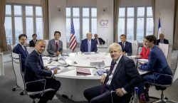 Líderes del G7 acuerdan apoyo para países afectados por incendios…
