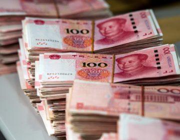 El yuan chino cae a su menor nivel desde 2008 ante la tensión comercial