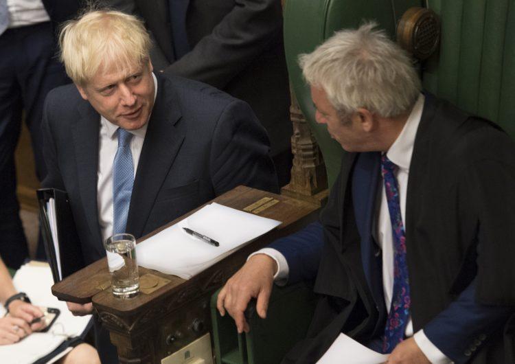Boris Johnson suspenderá el Parlamento semanas antes del Brexit