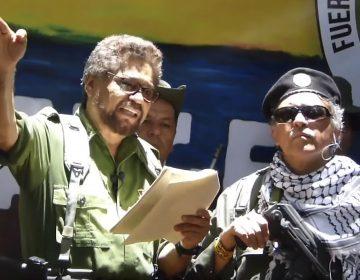 Exmiembros de FARC que se marginaron del acuerdo de paz anuncian nueva rebelión armada en Colombia