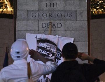 Detienen a manifestantes prodemocracia en Hong Kong antes de una protesta prohibida