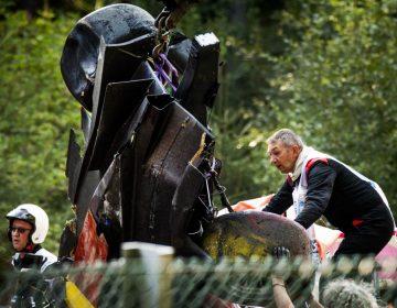 Muere piloto francés de 22 años durante accidente en el Fórmula 2 de Bélgica