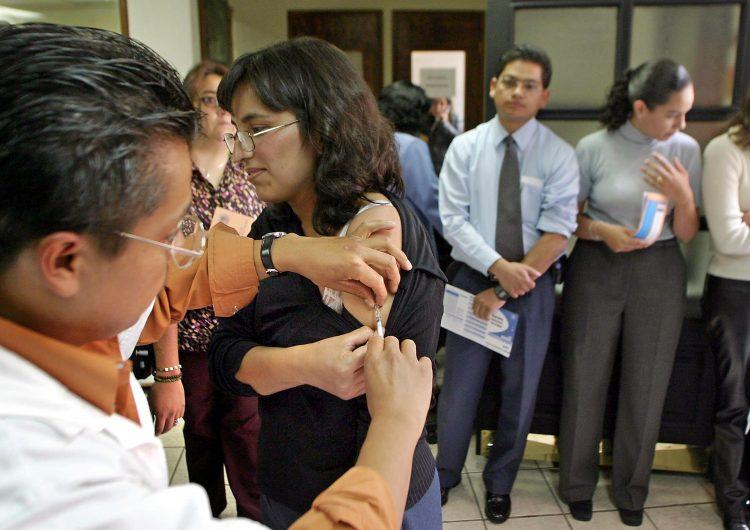 La OMS alerta que los brotes de sarampión continúan propagándose en el mundo