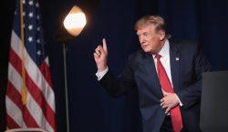 """Trump defiende guerra comercial con China y dice ser """"el…"""