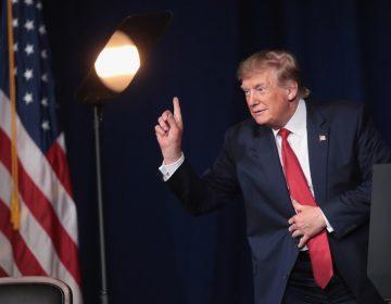 """Trump defiende guerra comercial con China y dice ser """"el elegido"""""""