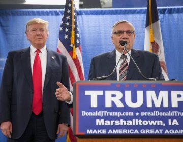 El republicano antiinmigrantes Joe Arpaio se postulará nuevamente como alguacil
