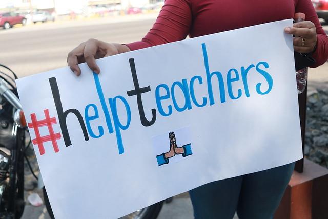 """Podría SEP aportar presupuesto para contratar a """"teachers"""""""