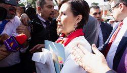 Rosario Robles va a prisión por La Estafa Maestra; dice…