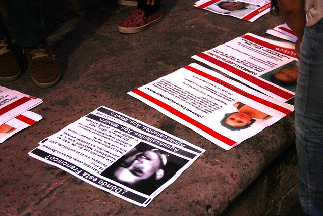 Policías que investigaban casos de desaparecidos, resultaron procesados por una desaparición forzada en Aguascalientes