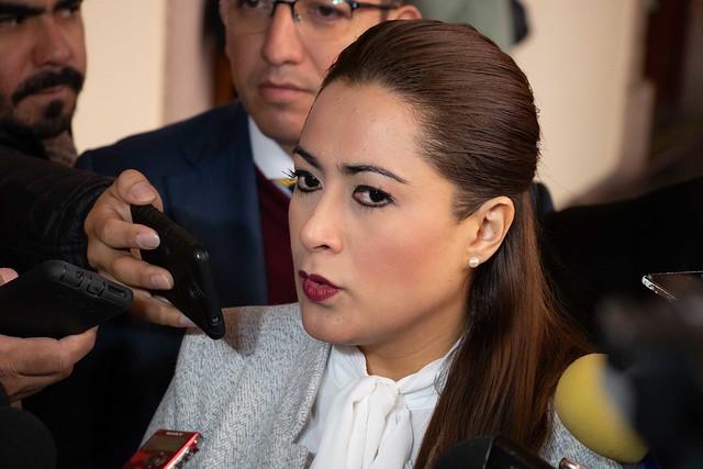 Promete Tere Jiménez coordinación con gobiernos estatal y federal