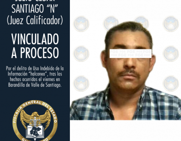 Detienen a dos hombres por halconeo y terrorismo; uno es Juez de Valle de Santiago