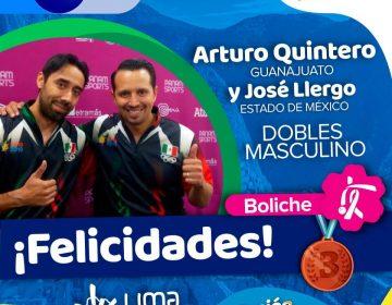 Guanajuato llega a su máximo histórico de medallas en Panamericanos