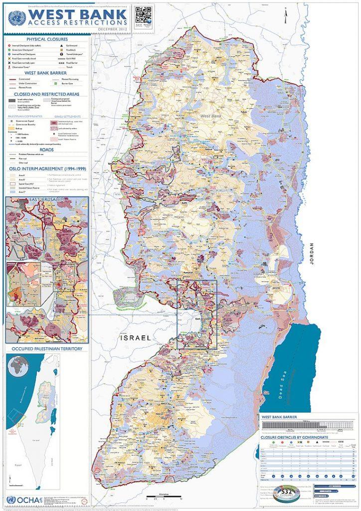 Palestina-Israel-ocupación-ilegal-bloqueo-estados-unidos