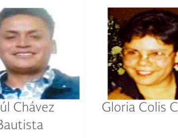 Desparecidos en Aguascalientes son buscados por la FGR