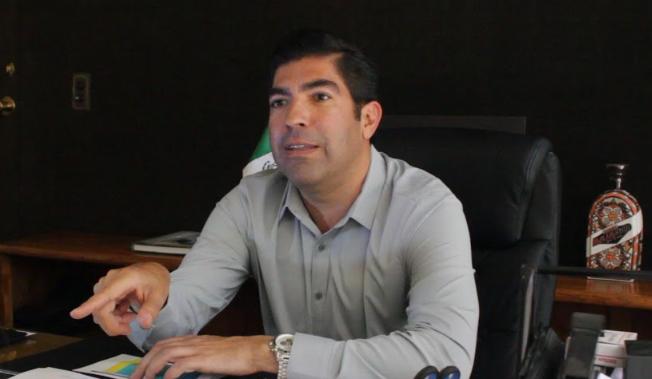 Armando Ayala, al frente de un municipio endeudado, pero listo para ventilar la corrupción