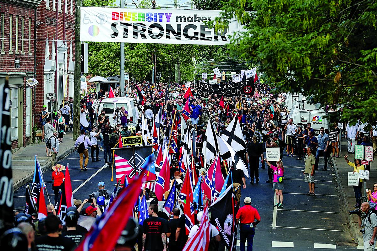 Una mirada a la tragedia de Charlottesville | Newsweek México