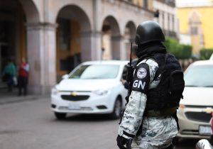 Sábado violento; mueren 13 personas y un elemento de la Guardia Nacional