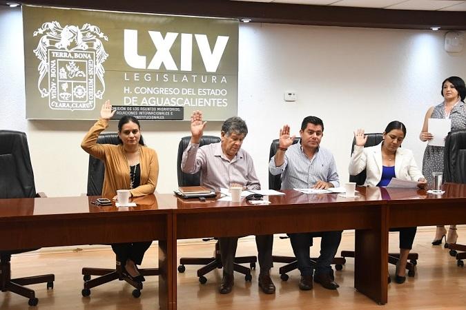Aprueba Comisión iniciativa para agilizar traslado de cuerpos de migrantes a Aguascalientes