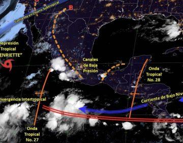 Se esperan lluvias con actividad eléctrica para esta tarde en Guanajuato