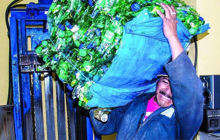 Reconocer a los recolectores, el primer paso para poner fin a la basura