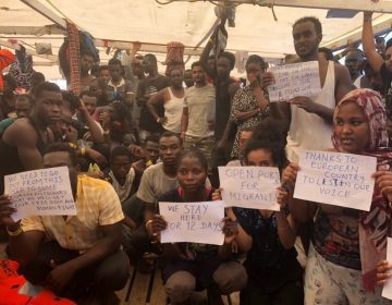 España niega solicitud de asilo a menores rescatados por barco Open Arms