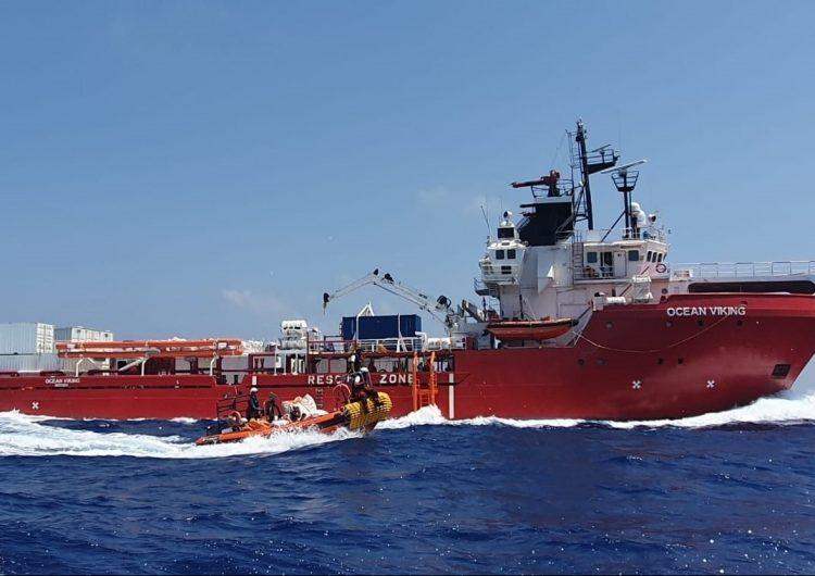 ocean viking-mediterraneo-msf-rescate