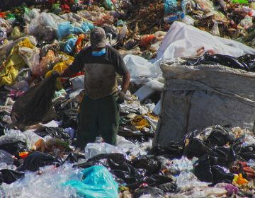 Reciclan pepenadores el 5% de toda la basura del estado