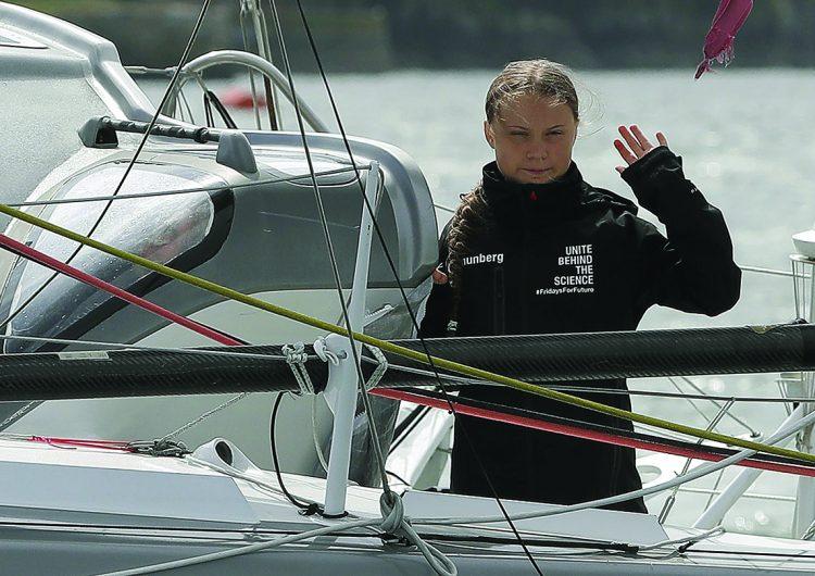 Greta Thunberg: la adolescente que lucha contra la crisis climática