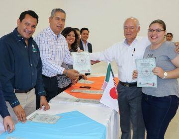 Concluyen cursos de inglés y japonés para el sector turístico de Calvillo
