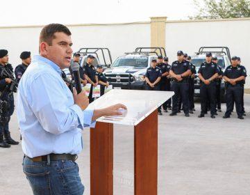 Homologan salarios de policías municipales de Calvillo