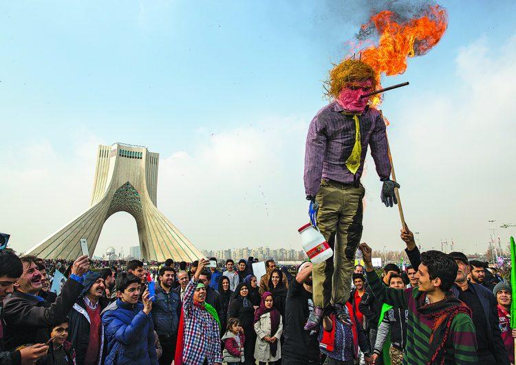 Profundos recuerdos de la masacre en Teherán