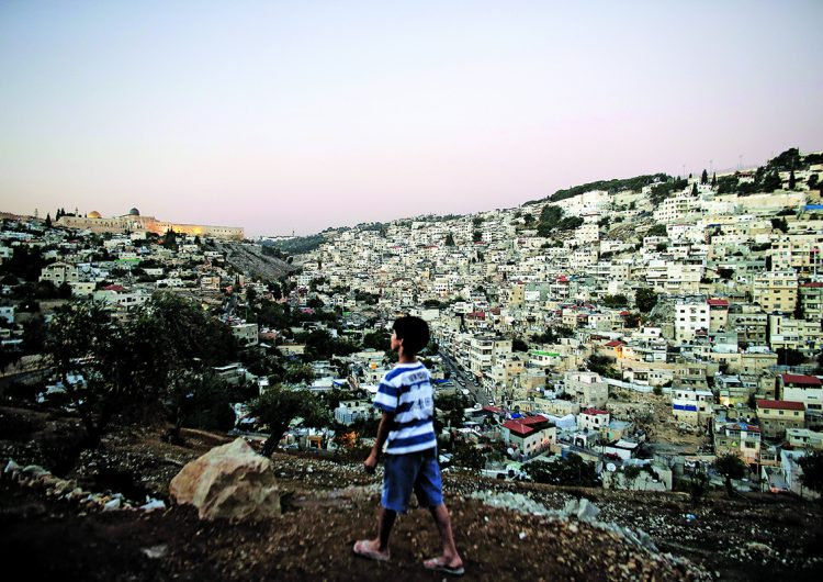 Jerusalén: Tierras no tan santas ambicionadas para construir hoteles
