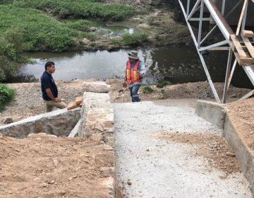 Rehabilitan infraestructura para evitar inundaciones en Aguascalientes
