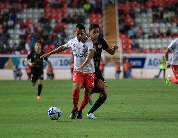 Le empatan a Necaxa en el último minuto en debut de Copa MX