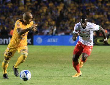 Con tres goles de Gignac, Tigres vencen a Necaxa