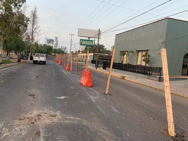 Inicia construcción de paso a desnivel en Av. Aguascalientes y Salvador Quezada Limón